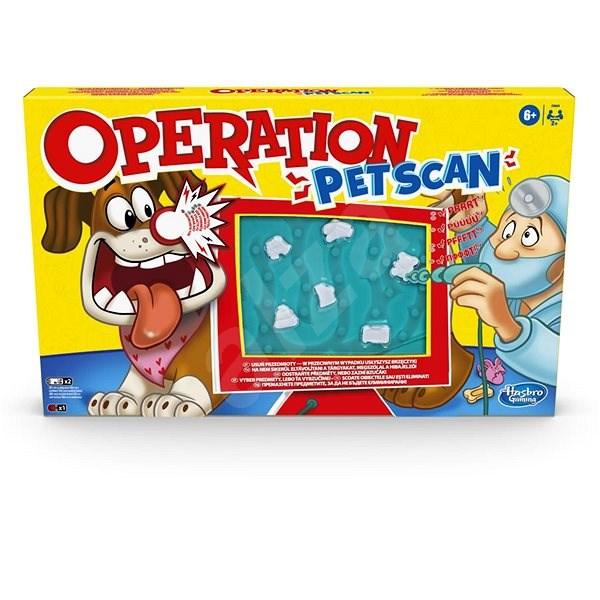 Operace: Mazlíčci - Společenská hra