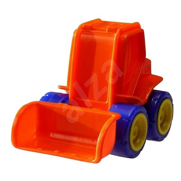 Mini Roller Nakladač - Auto