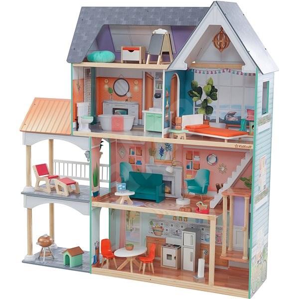 Dahlia Mansion - Domeček pro panenky