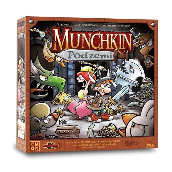 Munchkin: Podzemí - Desková hra