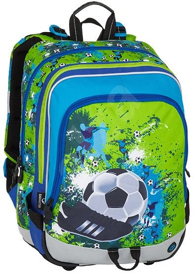 Bagmaster Školní batoh Alfa 8C - Školní batoh