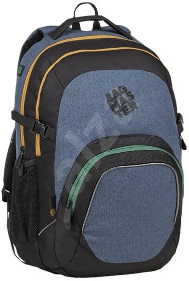 Bagmaster Školní batoh Matrix 9B - Školní batoh
