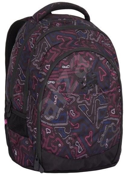 Bagmaster Školní batoh Digital 7A - Školní batoh