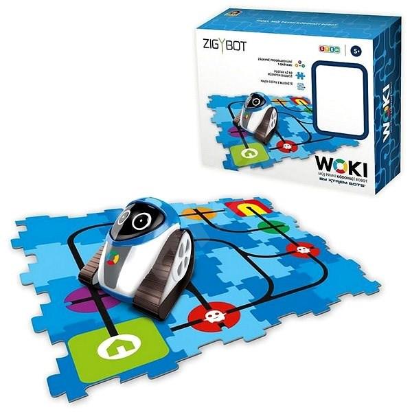 Woki - programování pro nejmenší - Didaktická hračka