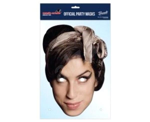 Maska celebrit - Amy Winehouse - Doplněk ke kostýmu