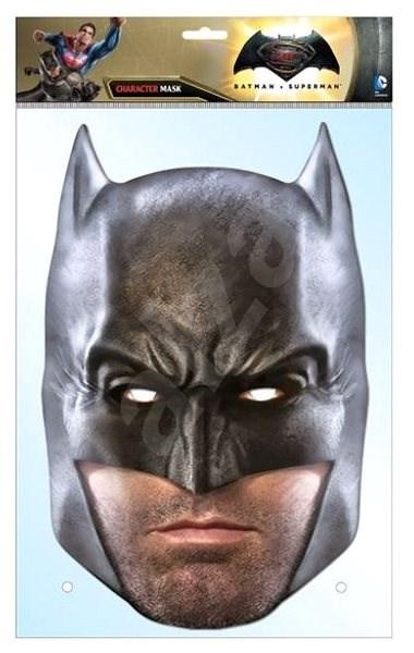 Maska celebrit - Batman Dawn of Justice mask - Doplněk ke kostýmu