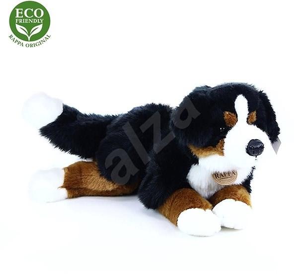 Rappa plush Bernese Mountain Dog, 44 cm - Plush Toy