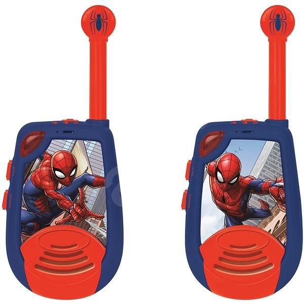 Lexibook Spider-Man Vysílačky - 2km - Vysílačky