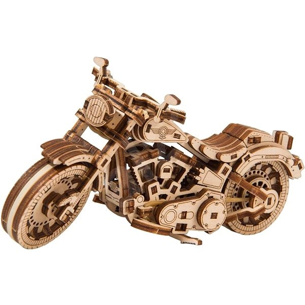 Cruiser V-Twin - 3D Puzzle
