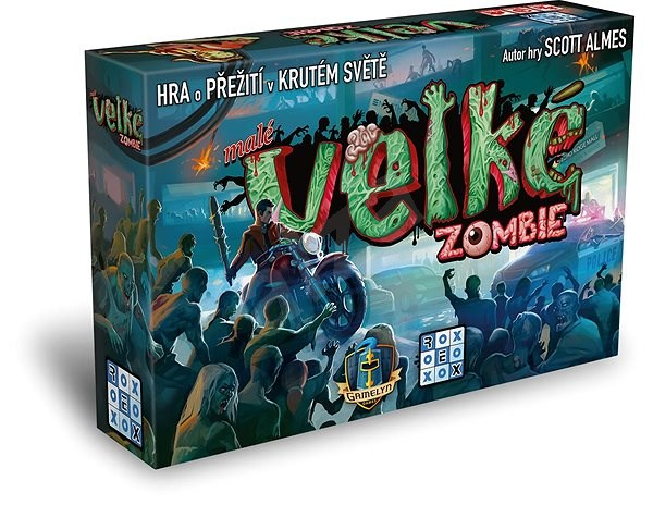 Small Big Zombies - Board Game