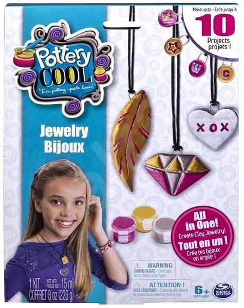 Cool Maker Keramické šperky - Kreativní sada