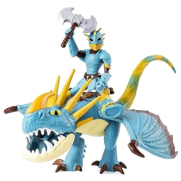 Draci 3 Drak a viking - Astrid & Stormfly Legends evolved - Figurka