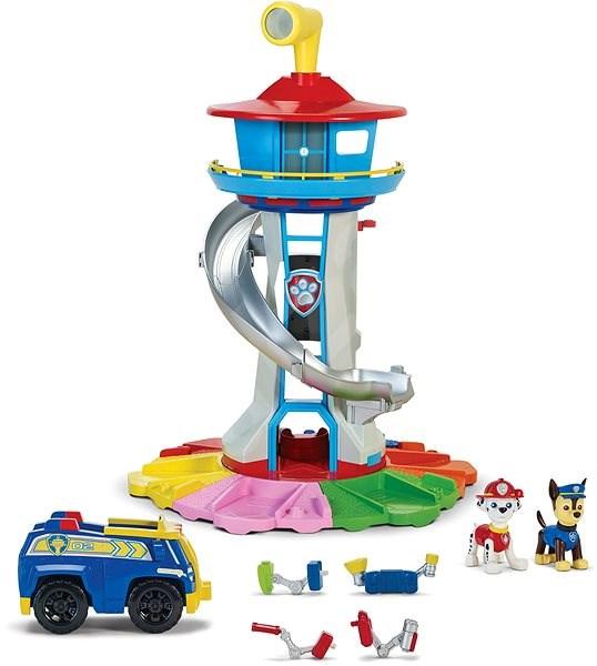 """Tlapková patrola Hlídkovací věž v """"životní"""" velikosti - Herní set"""