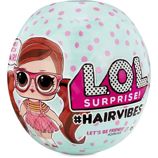 L.O.L. Surprise #Hairvibes Česatice - Figurky