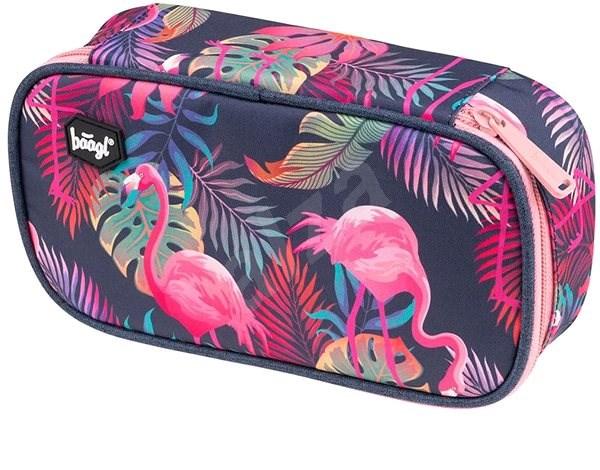 Pencil case etue Flamingo - School Case