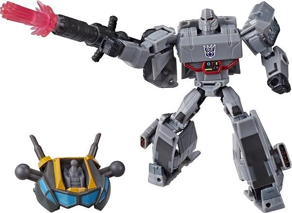 Transformers Cyberverse figurka řada Deluxe Megatron - Autorobot