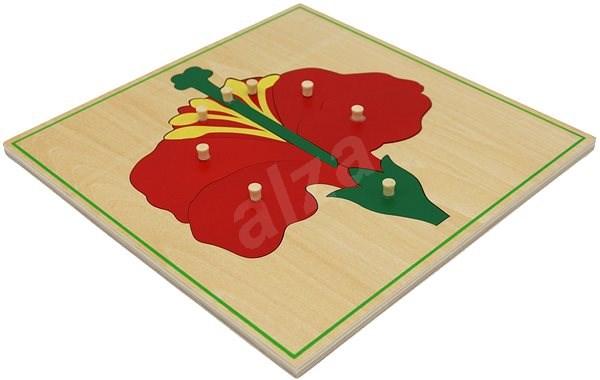 Puzzle - Květina - Puzzle