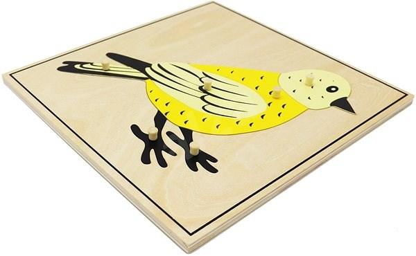 Puzzle - pták - Puzzle