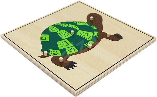 Puzzle - želva - Puzzle