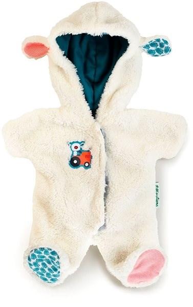 Lilliputiens - zimní overal pro panenky - ovečka - Příslušenství