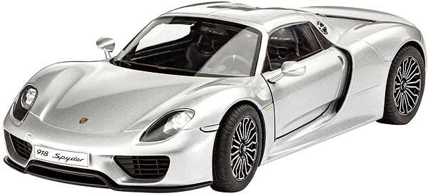 Plastic ModelKit auto 07026 - Porsche 918 Spyder - Model auta