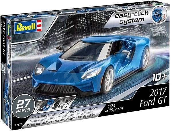 EasyClick auto 07678 - 2017 Ford GT - Model auta