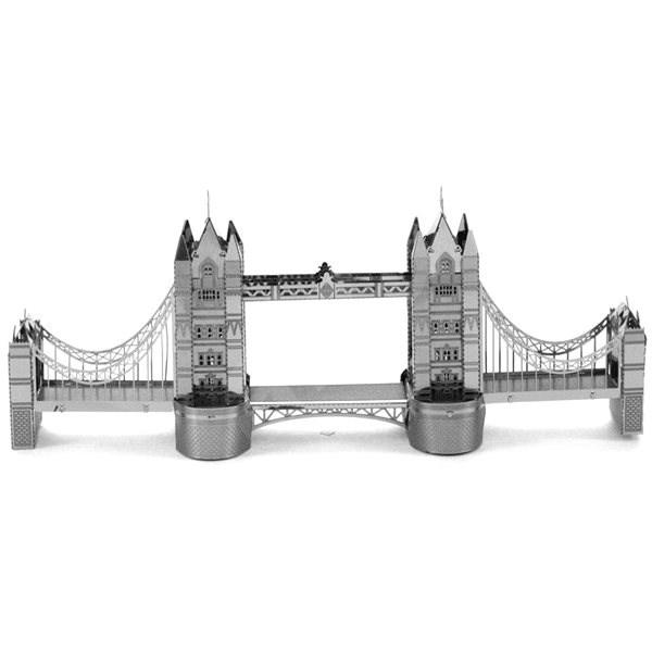 Metal Earth 3D puzzle Tower Bridge, Londýn - 3D puzzle