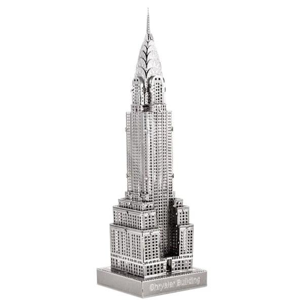 Metal Earth 3D puzzle Chrysler Building (ICONX) - 3D puzzle