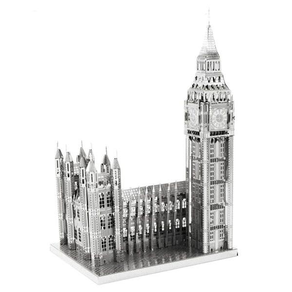 Metal Earth 3D puzzle Big Ben (ICONX) - 3D puzzle