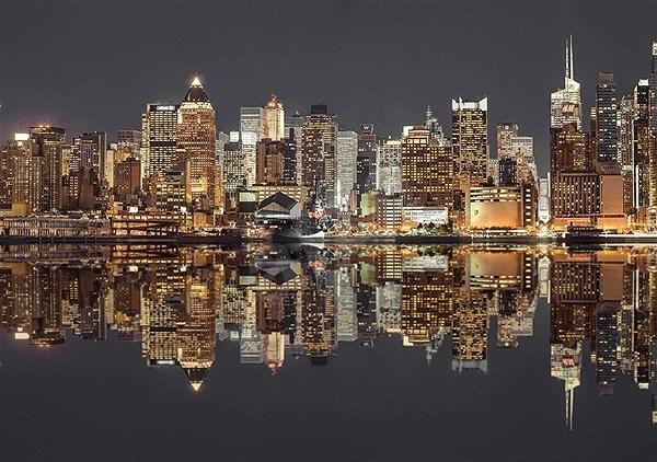 Schmidt Puzzle Mrakodrapy v nočním New Yorku 1500 dílků - Puzzle