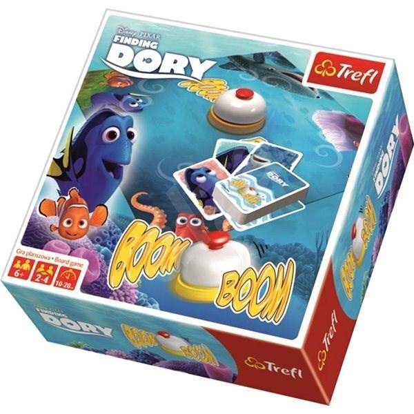 Trefl Hra Boom boom Hledá se Dory - Společenská hra