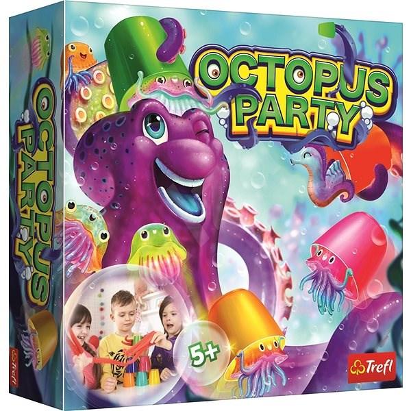 Trefl Octopus Party - Společenská hra