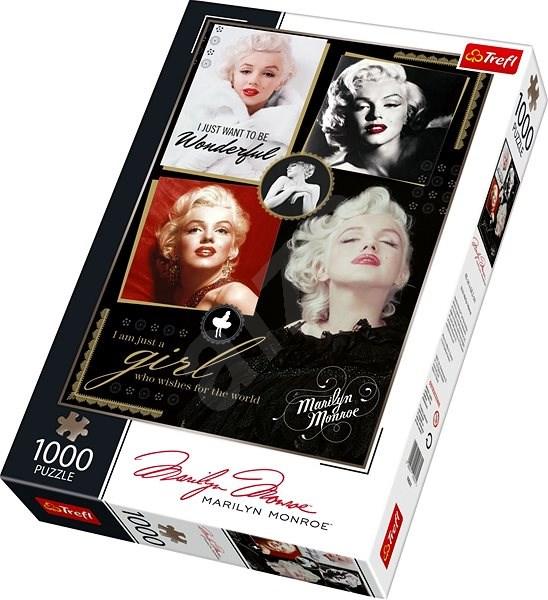 Trefl Puzzle Marilyn Monroe 1000 dílků - Puzzle