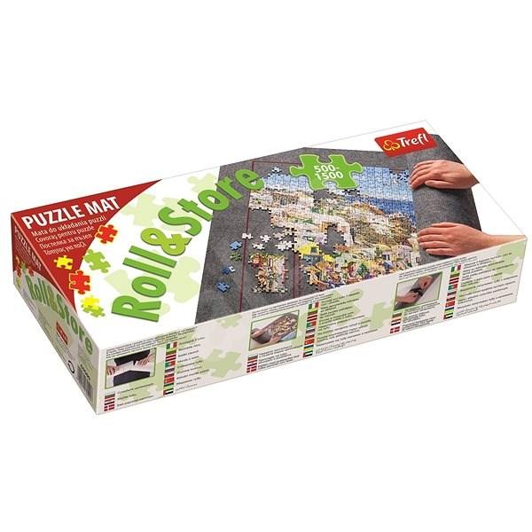Trefl Podložka rolovací 95x65cm (do 1500 dílků) - Podložka pod puzzle