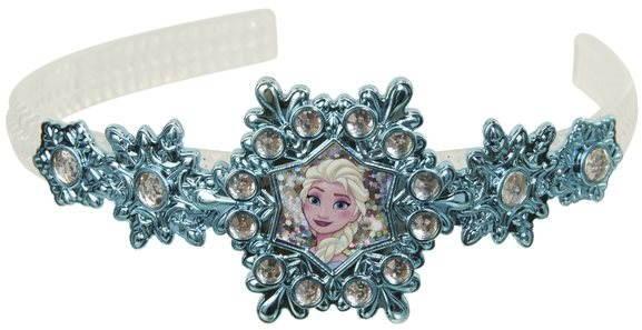 Frozen  Čelenka princezny Elsy – modrá - Čelenka  218c14cd9c