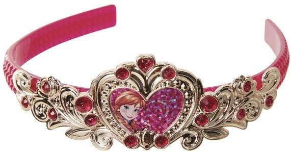 Frozen  Čelenka princezny Anny – červená - Čelenka  c3ddf5b9a5