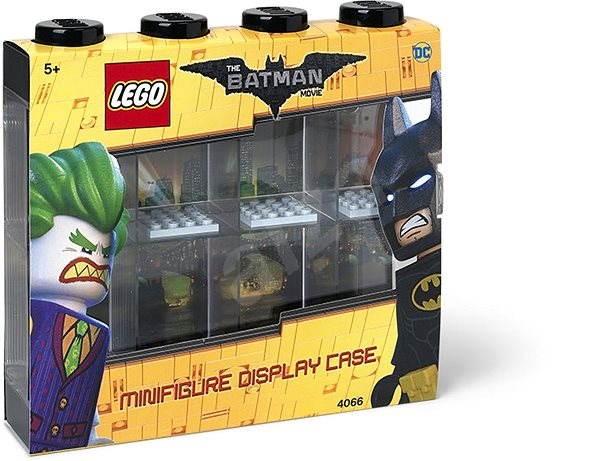 LEGO Batman Sběratelská skříňka na 8 minifigurek - Úložný box