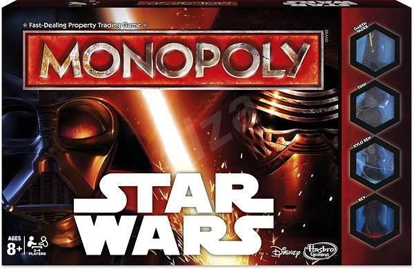 Monopoly Star Wars CZ - Společenská hra