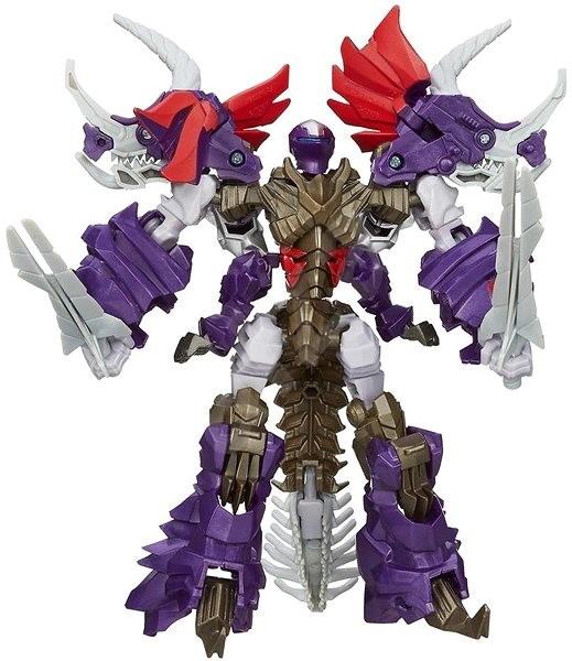 Transformers Deluxe Dinobot Slug fialový - Figurka