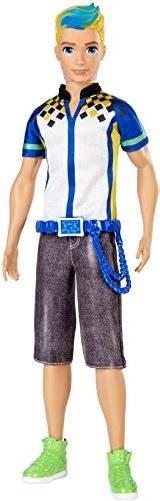 Mattel Barbie Ve světě her Ken - Panenka