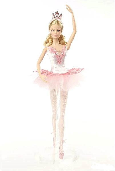 Mattel Barbie Barbie Baletka - Panenka