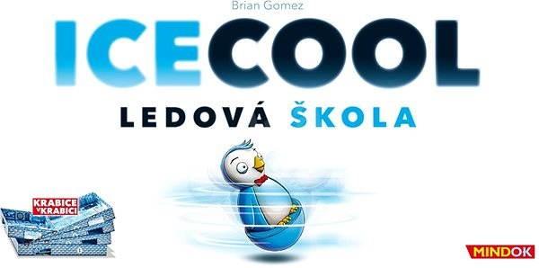 IceCool - ledová škola - Společenská hra