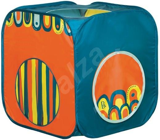 B-Toys Skládací stan House-O-Fun - Dětský stan