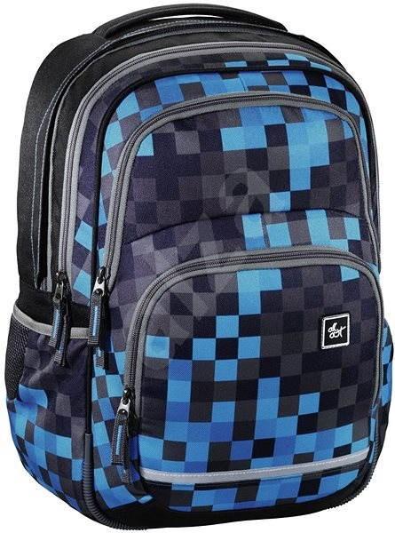 acf8e8298cb Hama All Out Blaby Blue Pixel - Školní batoh