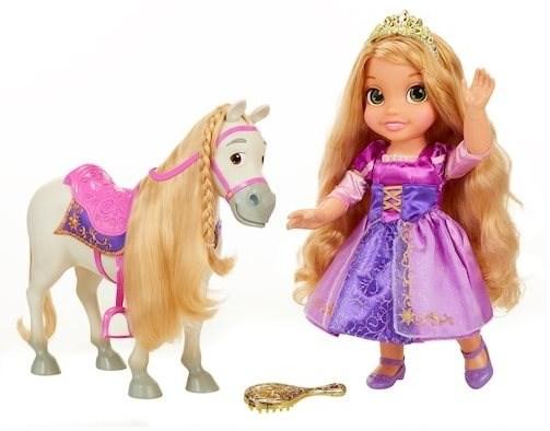 Nová Princezna Locika a Maximus - Panenka