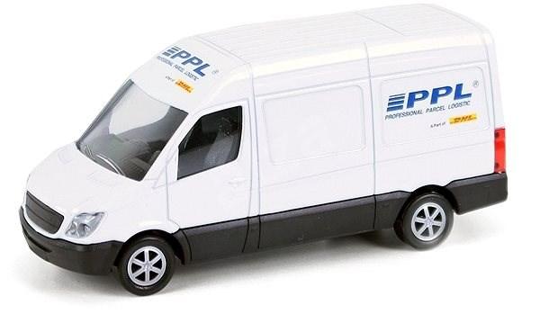 PPL dodávka - Auto