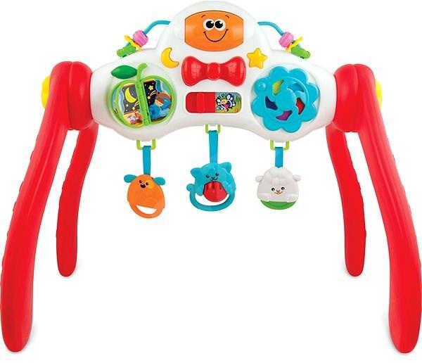 Buddy Toys Hrazdička 3 v 1 - Dětská hrazdička