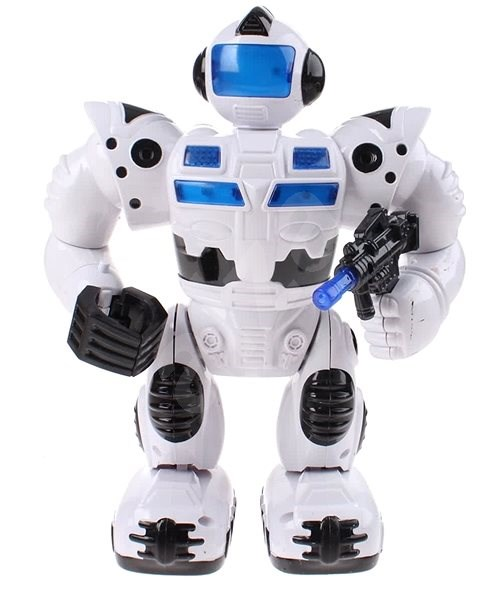 Robot válečník - Robot