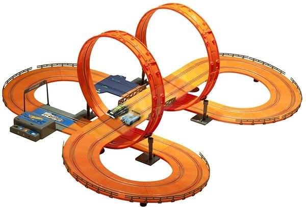 Hot Wheels Závodní dráha 683 cm - Autodráha. PRODEJ SKONČIL 7c20991040