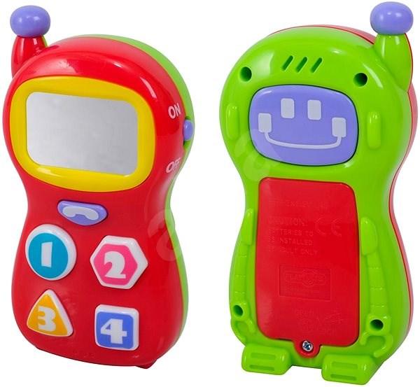 Telefon dětský  - Hračka pro nejmenší